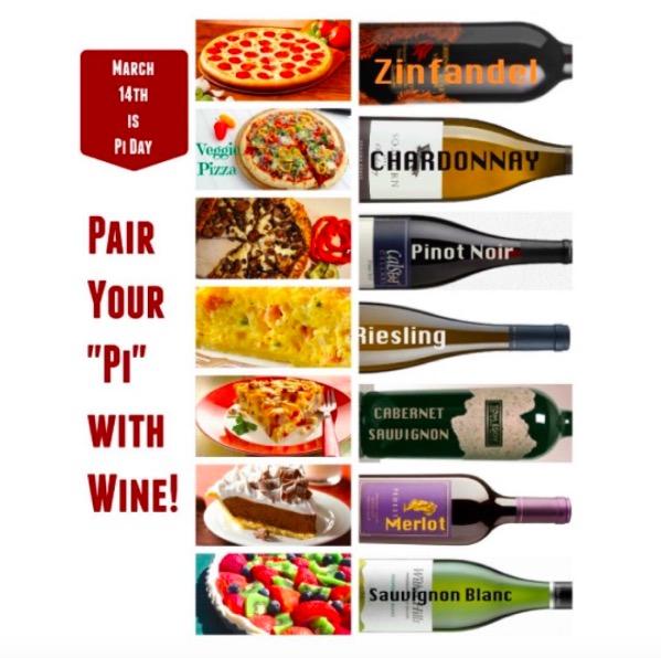 Pair Your Pie Wth Wine