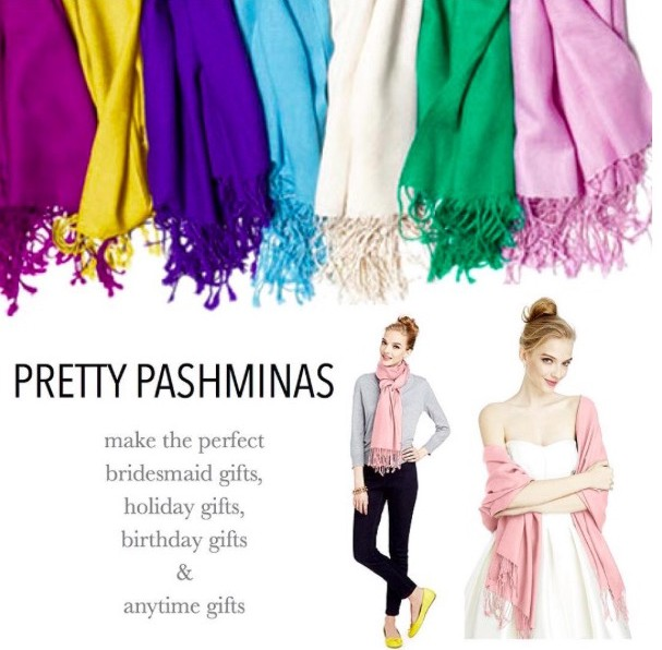 Pretty Pashminas