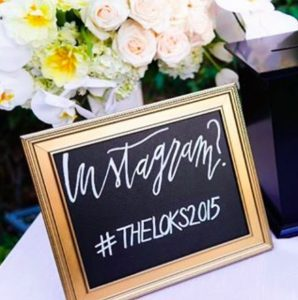 A Couple's Guide to Wedding Hashtags