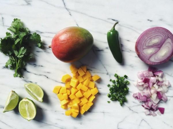 Cinco de Mayo and Taco Tuesday Mango Salsa Recipe