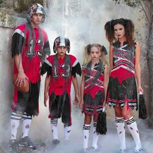 Deluxe Matching Family Halloween Costumes