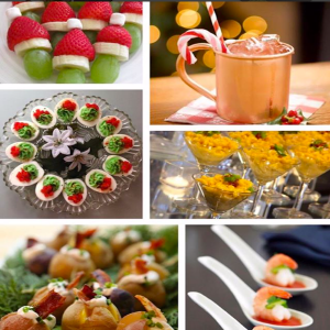 Holiday Party Snack Ideas