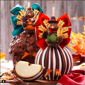 Top 4 Edible Thanksgiving Centerpieces