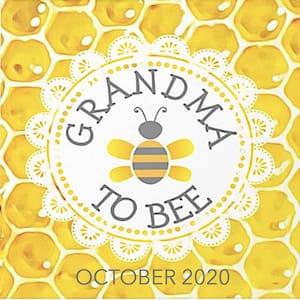 GRANDMA TO BEE Print