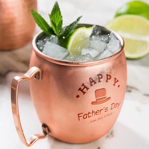 Happy Father's Day Moscow Mule